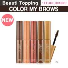 ★NEW★Etude House★Color My Brows 4.5g (5 Colours) / Easy and Quick Eyebrow Makeup [Beauti Topping]
