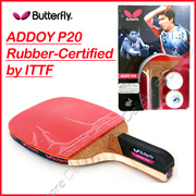 d7ed93f79eec Quick View Window OpenWish. Butterfly rate 3. Butterfly Korea◇Authentic◇ADDOY  P20 Table Tennis Racket Penholder Paddle Ping Pong ...