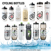 SPORT WATER BOTTLE | BPA FREE | IDEAL FOR GYM AND BIKE CYCLING | COMPATIBLE WITH STANDARD BICYCLE