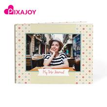 Pixajoy Imagewrap Hardcover 8.5˝ x 11˝ Landscape/Portrait Photobook 40 Pages From Pixajoy