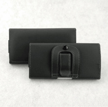 Leather Phone Bag For Oneplus 9 9T Pro Nord N10 N100 Z Magnetic Leather Case Waist Belt Clip