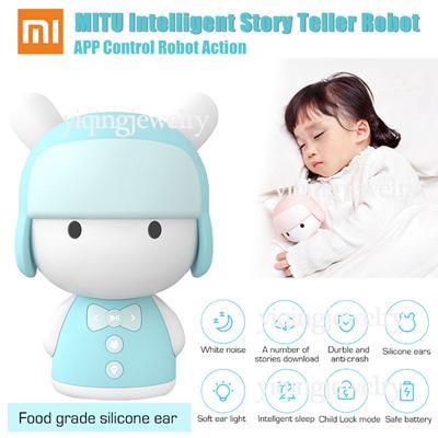 Xiaomi MITU Story Teller Robot Machine Language Education Sleep Helper For Kids