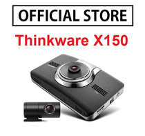 [Make $147] Thinkware X150 Full HD/ HD 2ch Front and Rear Dashcam Car Camera Cam Blackbox DVR