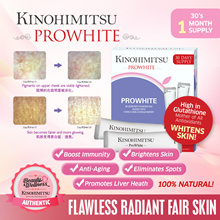 Kinohimitsu Prowhite 30s [Best Whitening Product] [Reduce Pigmentation and Brown Spot]