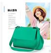BUY 2 IN 1 SHIPPING ~~~2016 Autumn Latest trend New handbag ladies bag soft leather Messenger Bag simple shoulder bag Korea East door large bag