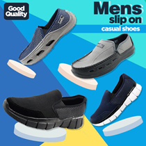 [NEW ARRIVAL] ★★ Best Selling Items ★★ Men Casual Shoes Slip On ODE 100% ORIGINAL