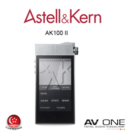 [AstellKern] AK100ii / Mastering Quality Sound/ Portable /1 Yr Local warranty / Authorized Distribut