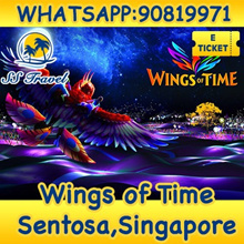 【SSTravel】Wings of Time [eTicket!] -  Singapore Attractions Tickets!