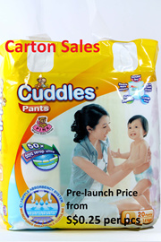 *ANYTIME* CARTON SALES*NEWLY LAUCH/ GOOD QUALITY ECONOMICAL BABY DIAPERS/ TRIPLE ABSORBENCY