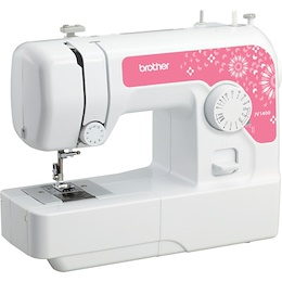 Brother JV1400 Sewing Machine + FREE Training at Clementi + 1 Year Warranty + Standard Accessories