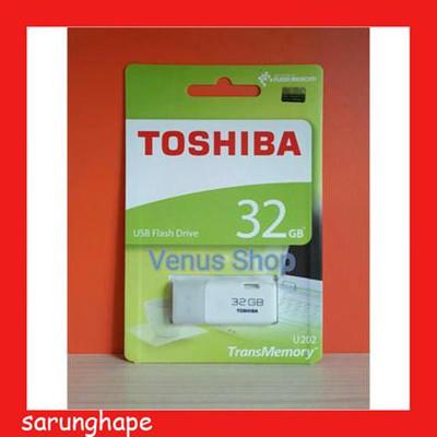 Toshiba Usb Flashabab Hayabusa 32GB U202 ORIGINAL Guaranteed