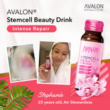 #1 Qoo10 Beauty Drink | SEE RESULTS IN 7 DAYS | Avalon™ StemCell Beauty Drink | Repair Anti-Age