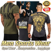 Men Sports Wear Sale★Gym Wear T-Shirt ★Weights Towel★Compression Wear★Running Gear★70% Cheaper★