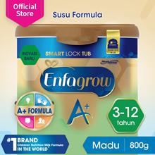 Enfagrow A+ 4 Susu Formula Madu 800g