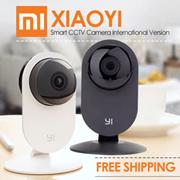 Xiaomi Yi XiaoYi Smart CCTV Camera International Version with Night Vision Garansi Distributor 1 Tahun