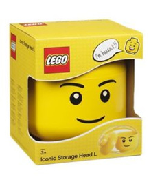 LEGO Storage Head BOY - Large (LS-40321724)