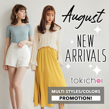TOKICHOI - Multi styles/colors promotion