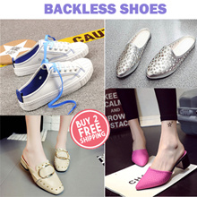 update the new style !!!Backless shoes♥ Loafers ★ ★ Women Shoes slippers Sandals ★ High Heels