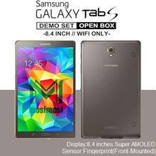 [Demo Set // Open Box] Samsung Galaxy Tab S / 8.4 inch / Wi-Fi only / 3GB RAM / 16GB ROM / Octa-Core