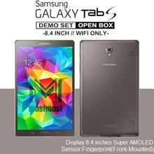 [Demo Set // Open Box] Samsung Galaxy Tab S / 8.4 inch / Wi-Fi only / 3GB RAM / 16GB ROM / Octa-Core