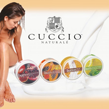 Cuccio Butter Blend 8oz [Non-Greasy/Non-Oily/Non-Sticky 24hrs Hydration][Anti Stretch Marks Hands/Body/Feet Moisturizer/Cream]