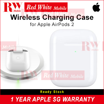 Apple Wireless Charging Case For Airpods 2 Deals for only RM264.2 instead of RM777