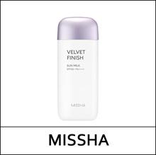 [MISSHA] ★Big Sale★ All Around Safe Block Velvet Finish Sun Milk 70ml