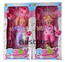MAINAN BONEKA BABY LOVELY SET STROLLER  SJ0078