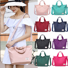 💖FREE 3pcs Pouch!💖 Tote bag shoulder bag handbag weekend canvas bag mummy bag waterproof sling bag