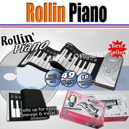 ROLLIN PIANO 49 KEY