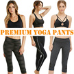 Yoga pants - Leging sport yoga pants panjang - permium jogging pants