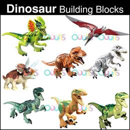 Dinosaur Building Block l Dinosaur Toy I Assembly Blocks l Birthday l Goodie Bag l Gift