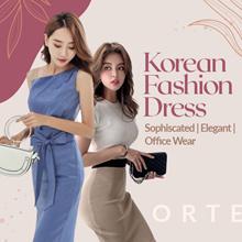 Sale★Korean Jap Fashion Sale Elegant Dresses★Blouse★Sophiscatet★Office Wear★Lastest 2021 Collection