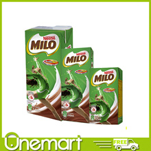 [NESTLE]  MILO ACTIVGO Ready-to-Drink UHT ★ Carton SALE ★ 24x200ml ★ 12x1L