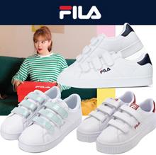 [FILA] ✨FILA Velcro Series✨/ Korea Hot Item/ / 100% Authentic/ Court Deluxe / SNS Popular Item