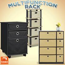 FUNIKA Storage Shelf - Multifunction Rack