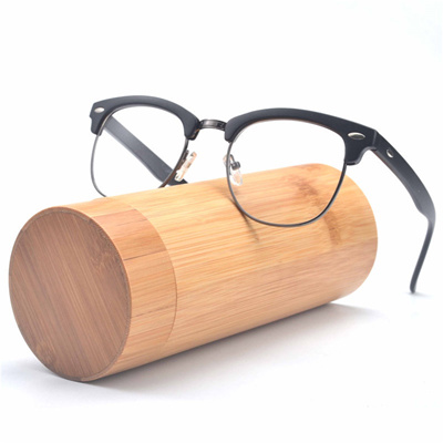 c75c05b428c MINCL  Women  s Fashion Frame Glasses Frames Men  s thom browne Vintage  Round