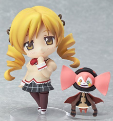 Good Smile Puella Magi Madoka Magica: Mami Tomoe Nendoroid Action Figure School Uniform Ver.