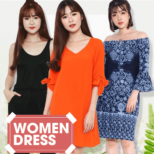 BEST SELLER WOMEN SHEATH/COCKTAIL DRESS Deals for only Rp79.000 instead of Rp79.000