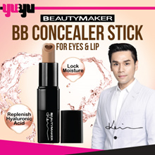 JUNE EVENT [BEAUTYMAKER]✮BB Concealer Stick for Eye And Lip✮Hide Spot And Blotches✮Minimize Lines