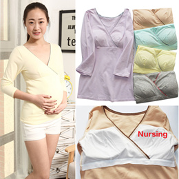 2019 new arrival / maternity top nursing wear / maternity Bra breastfeeding Bra