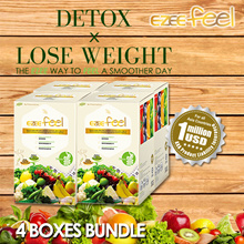 Over 4000 reviews [4 boxes] EZEE FEEL No.1 SG brand•weight lost-natural fiber drink