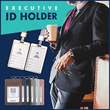 ★ Executive ID Card Holder Lanyard ★