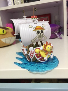 One Piece ship model 海贼王