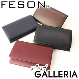 90cc729a24b4 FESON Feson business card holder ticket water grain harmonium gusset business  card holder men s leather leather