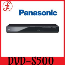 Panasonic DVD-S500 DVD/CD PROGRESSIVE SCAN Player with USB