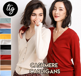 TIG SALE  ★ CASHMERE DEEP V AND ROUND NECK COMFY CARDIGANS ★ FREE SIZE PLUS SIZE ★ 15 COLORS