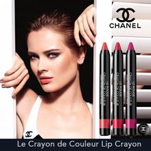 Chanel Le Rouge de Coleur Lip Crayon