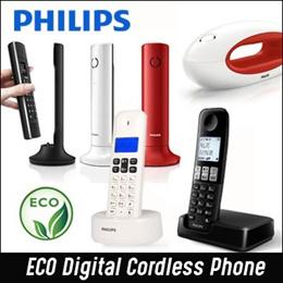 ★PHILIPS★ Cordless phone B151 D230 M330 M550 D455 Mira Design Speaker Phone ECO Cordless phone