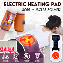🔥BIG PROMO🔥Electric Heating Pad Solve Sore Muscle/Achy Joints/Injuries/Arthritis/Tendonitis Gifts